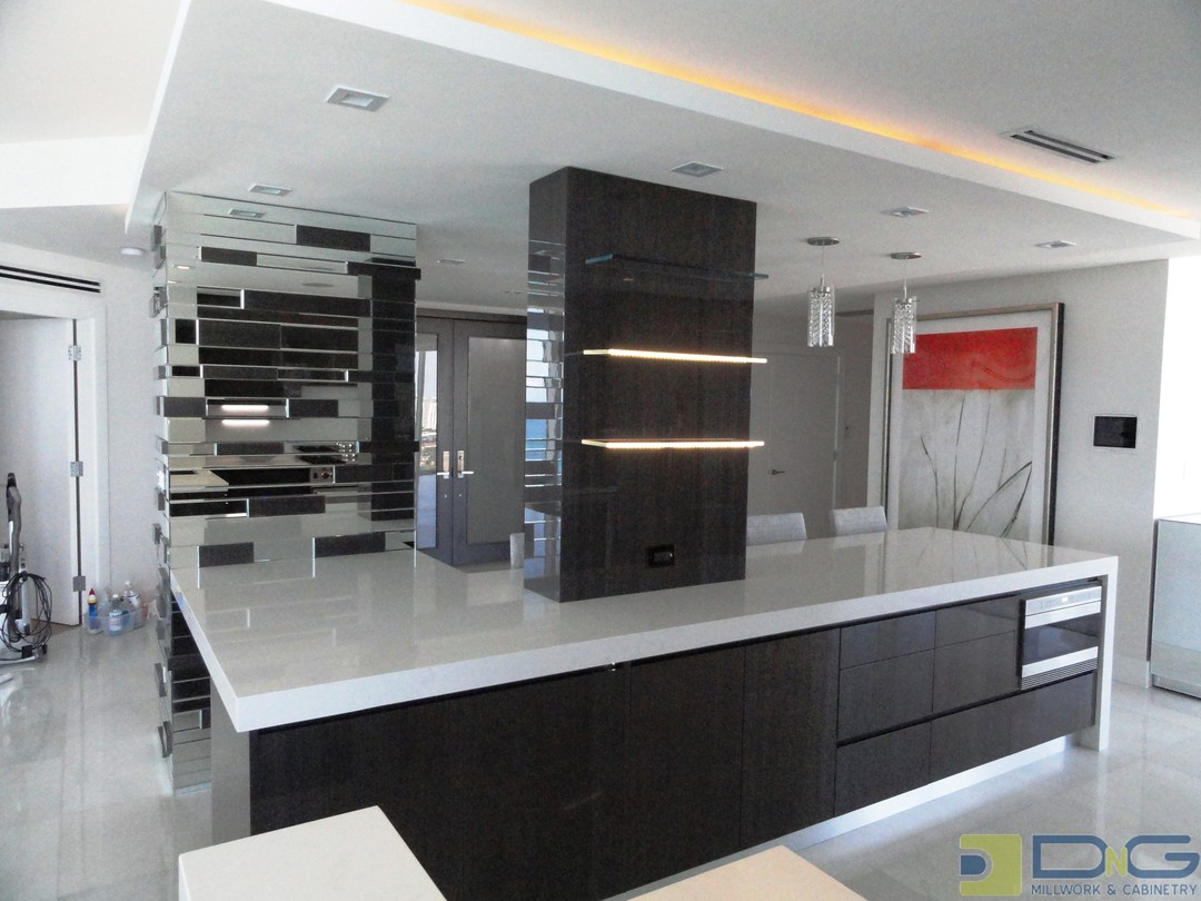 Custom Kitchen Cabinets Design Services in Miami | DNG