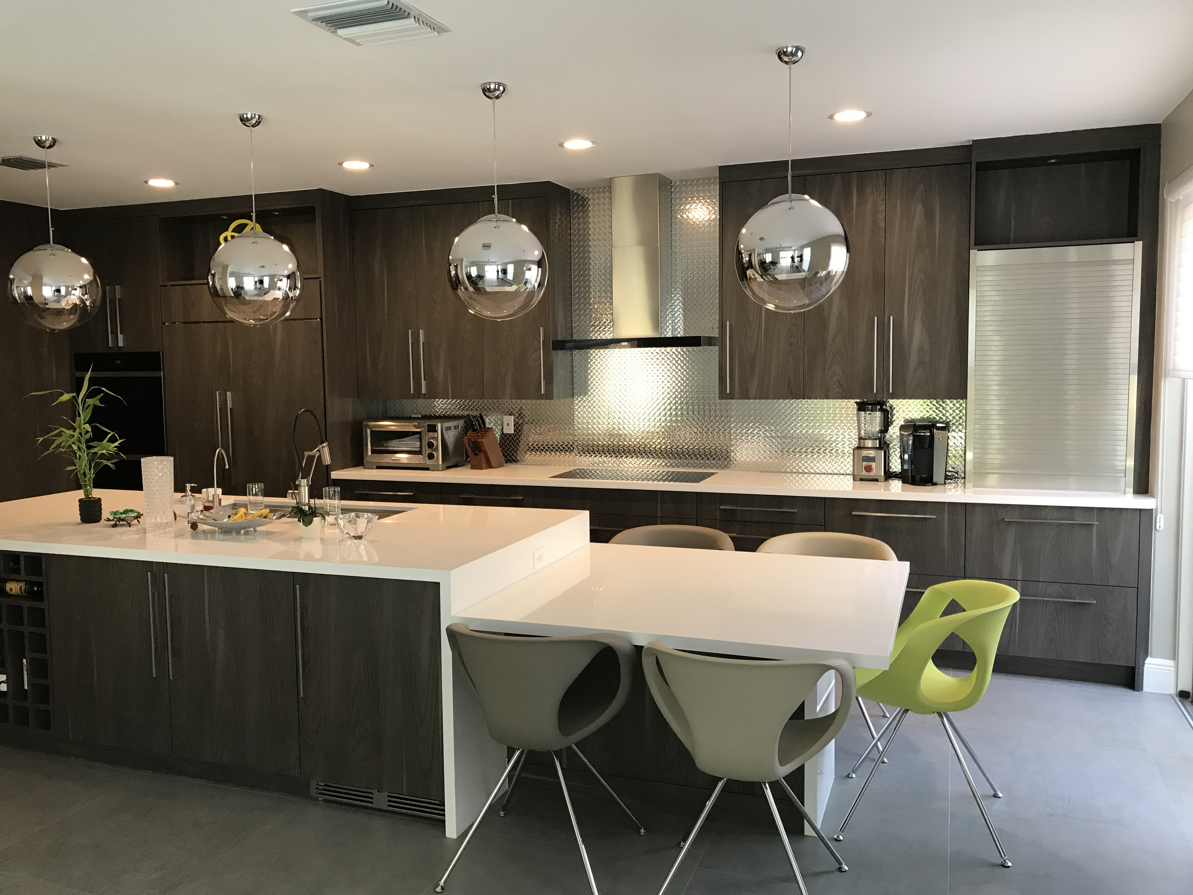 Prime Design Custom Cabinetry Millwork ~ Custom kitchen cabinets design services in miami dng