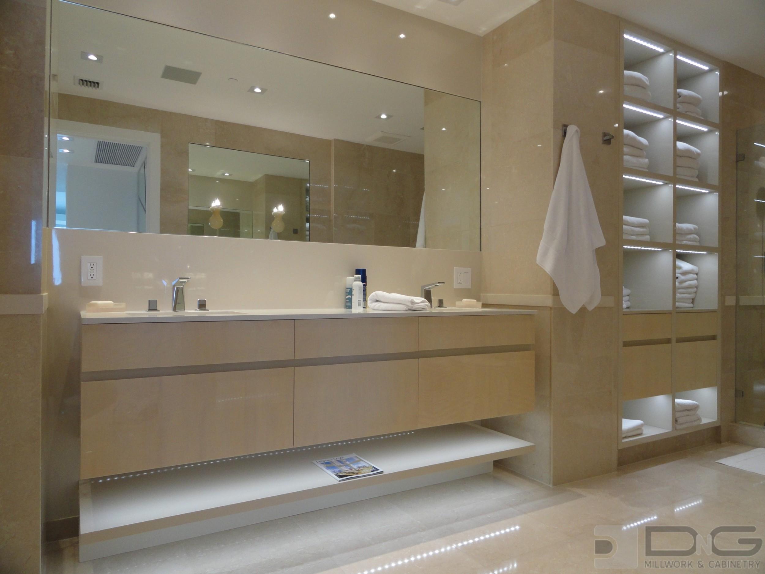 title | Minimalist Bathroom Storage